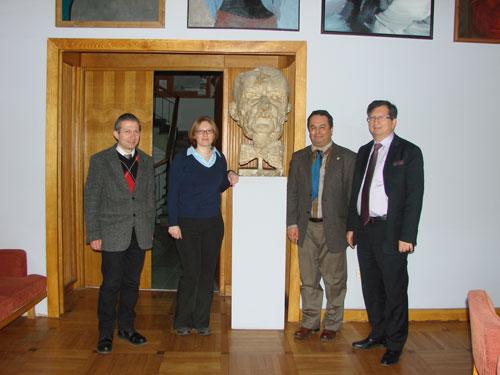 ÇOMÜ Öğretim Üyeleri Polonya'da