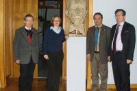 Güzel Sanatlar Fakültesi Resim Bölümü Öğretim Üyeleri Polonya'da Sergi Açtı