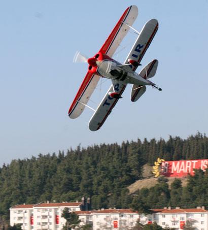 ÇOMÜ Havacılık Topluluğu Deniz Zaferi Kutlamalarındaydı