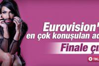 Eurovision'da Conchita Wurst finale kaldı