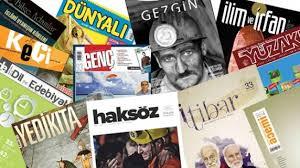 Haziran ayı dergilerinde neler var?