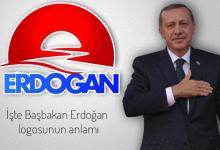 İşte Başbakan Erdoğan logosunun anlamı