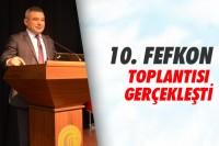 10. FEFKON Toplantısı Gerçekleşti