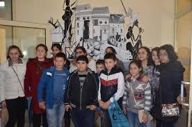Bayramiç Türkmenli Ortaokulu ÇOMÜ'yü Gezdi