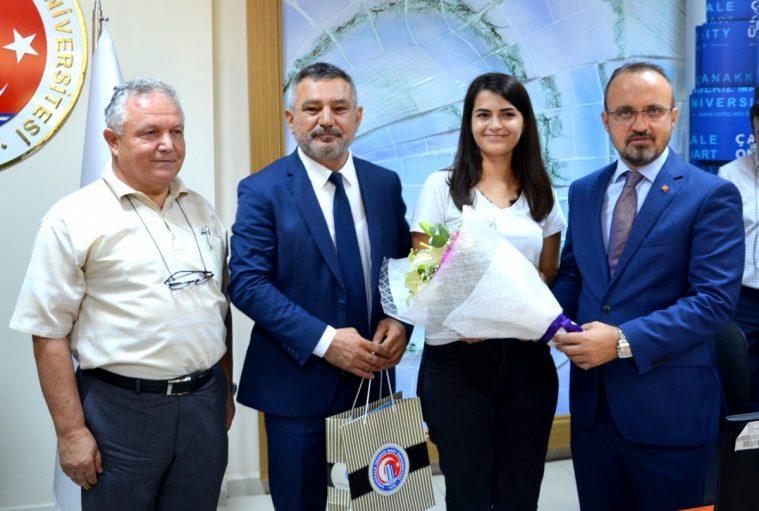 ÇOMÜ'de 2018-2019 Eğitim-Öğretim Yılı İlklerle Başladı