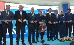 Çanakkale'nin ve Üniversitemizin Teknoloji Merkezi Çanakkale Teknopark Açıldı
